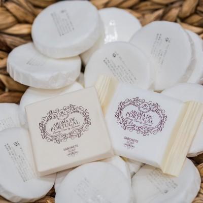 Sabonetes Aroma de Portugal 15gr - 50 unidades