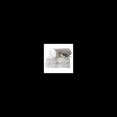 Toalha de rosto 500g 300x300mm branca (lote de 6)
