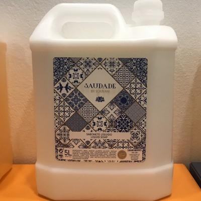 Recarga 5L - Sabonete Liquido -  Saudade