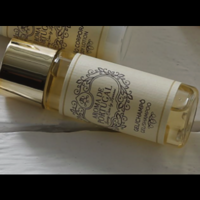Gel de banho/Champô Aroma de Portugal (30 ml) (46 unidades)