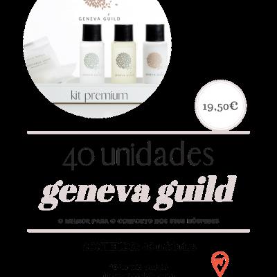 Kit Premium Geneva Guild - 40 unidades