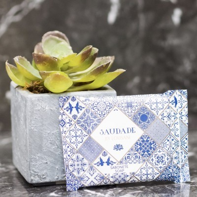 Sabonetes 15g (quadrados) - SAUDADE