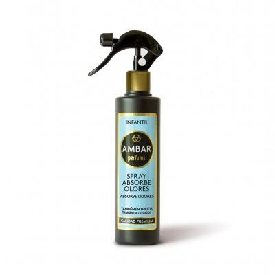 Spray absorve odores - aroma infantil (casas de banho, odores de tabaco,  odores deixados por animais de estimação, cozinha, tecidos)