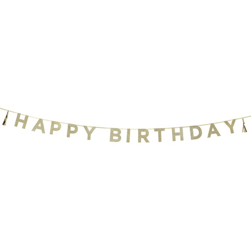 "Grinalda ""HAPPY BIRTHDAY"""