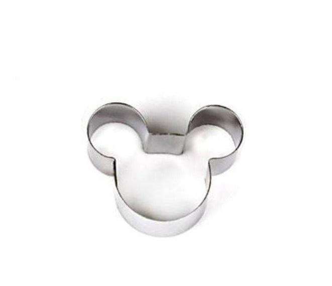 Cortador de bolachas Mickey 6cm