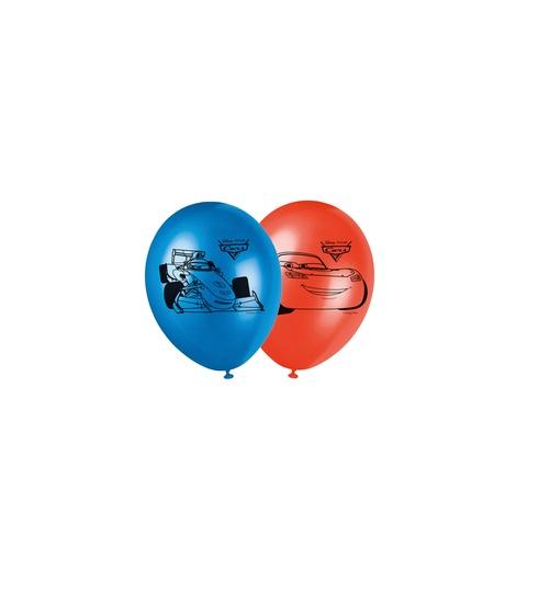 Balões latex Cars