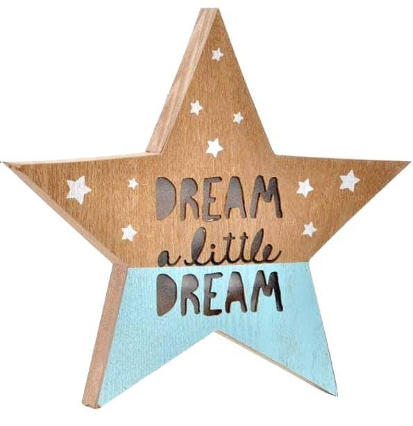 "Estrela ""Dream a little dream"""