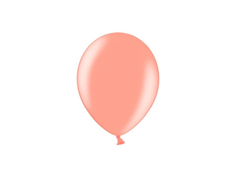 Balão latex 12cm Rosegold
