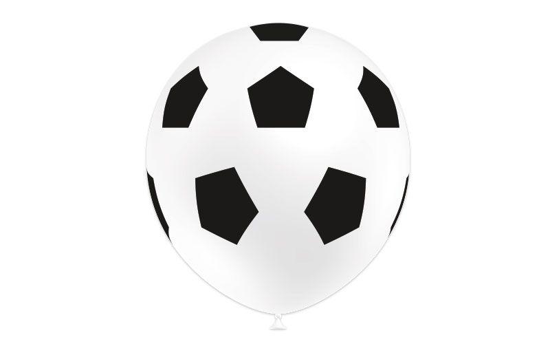 Balão latex impresso futebol
