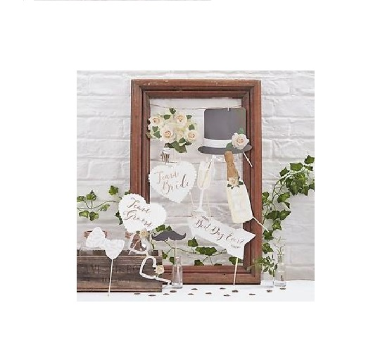 """Kit Photobooth """"Team Bride"""""""