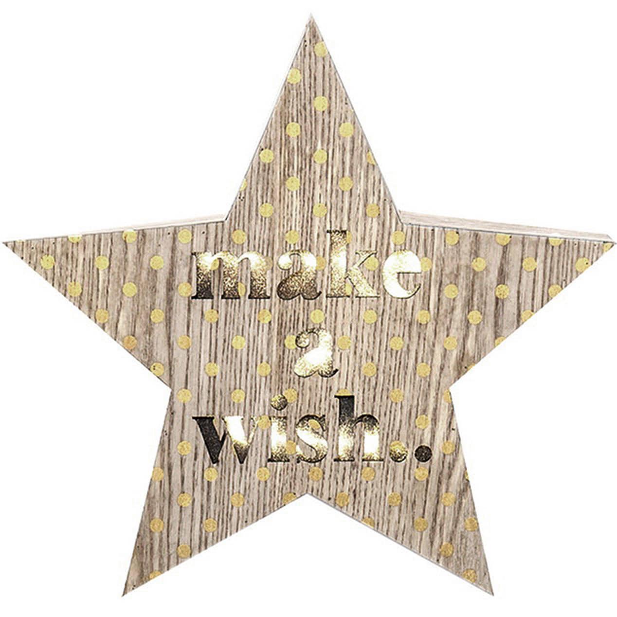 "Estrela ""Make a wish"""