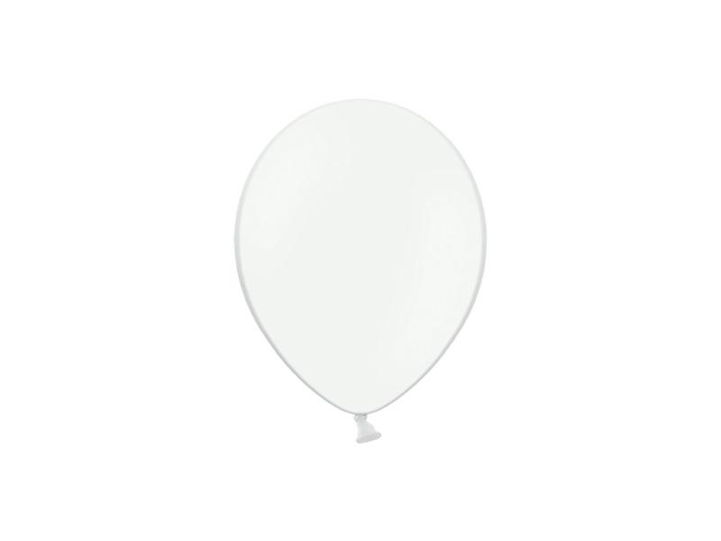Balão latex 12cm Branco