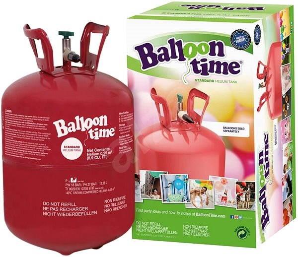 Botija de hélio Balloon Time pequena