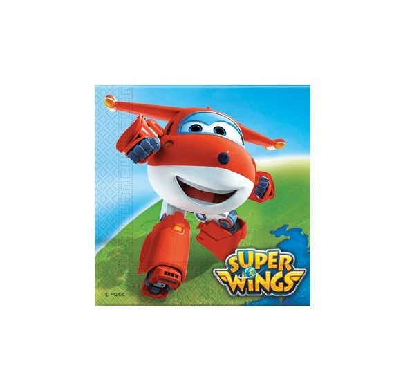 Guardanapos superwings