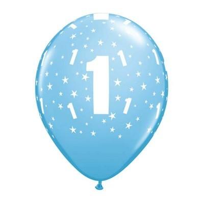 Balão 1º aniversário azul
