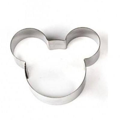 Cortador de bolachas Mickey 12cm