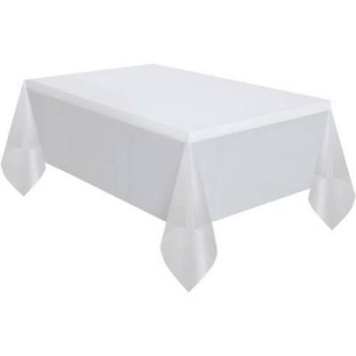 Toalha de mesa transparente