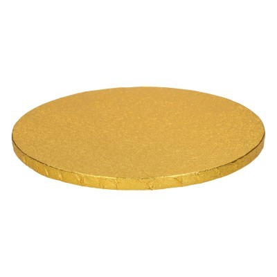 Base redonda - Ouro - 25cm