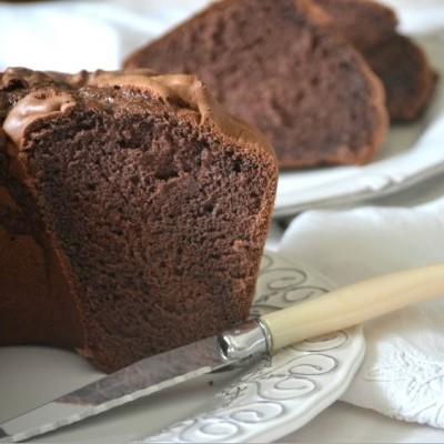 Pão de ló de Chocolate 500g