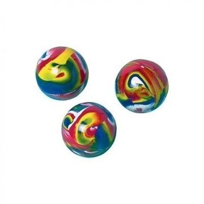 6 bolas saltitonas marmoreadas