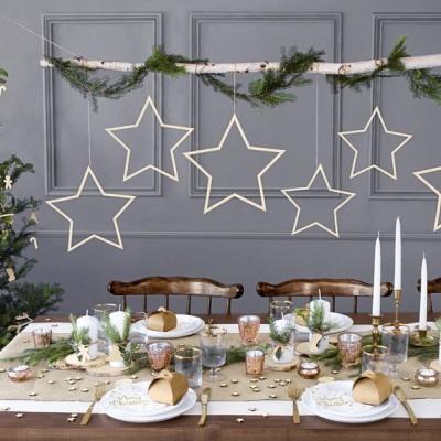 20 Guardanapos árvore de Natal