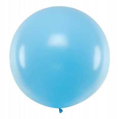 Balão latex 48cm azul