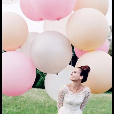 Balões Gigantes 60cm (Várias Cores)