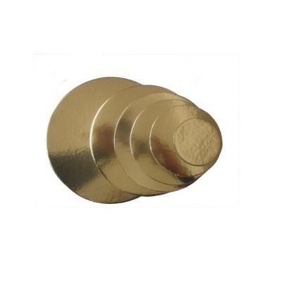 Discos fino Ouro 15cm