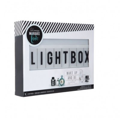 LightBox Branca BY HEIDI SWAPP
