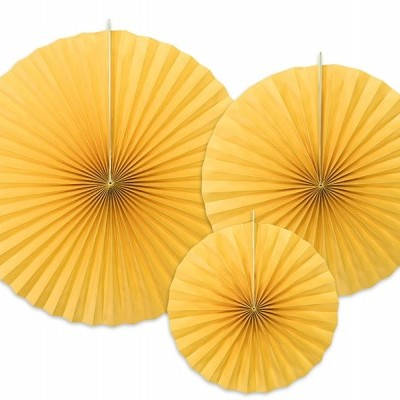 Rosetas Amarelo torrado