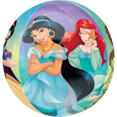 Balão  orbz Princesas