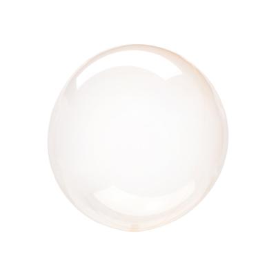 Balão CRYSTAL CLEARZ pequeno Transparente