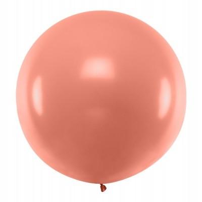 Balão latex 60cm Rosegold