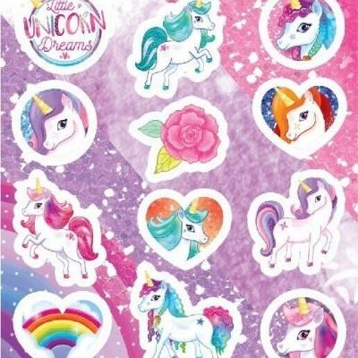 Stickers Unicórnio