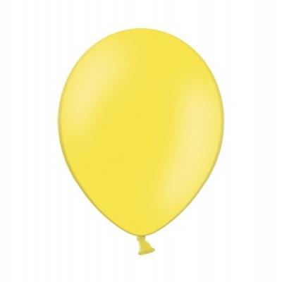Balão latex 30cm  Amarelo