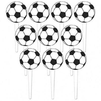 Cupcake Toppers Futebol