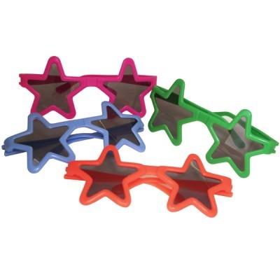 4 óculos estrelas