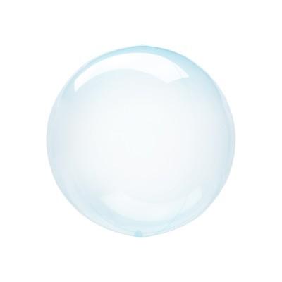 Balão CRYSTAL CLEARZ pequeno Azul
