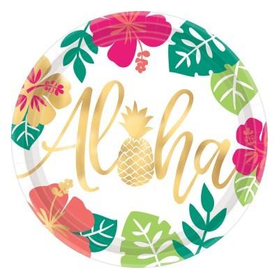 Pratos Aloha