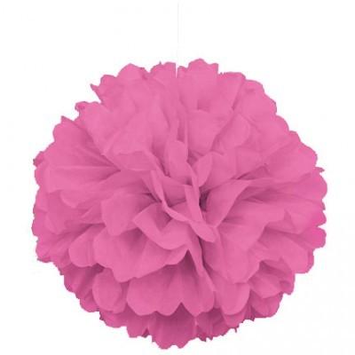 1 x Pompom Rosa