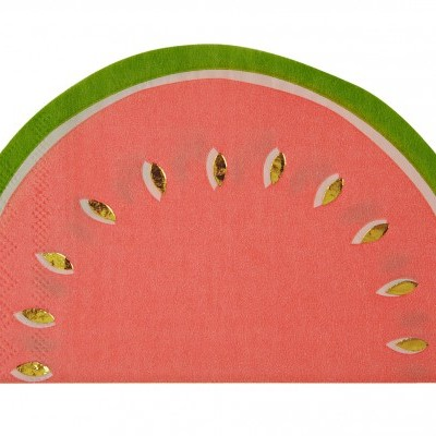 Guardanapos fruit watermelon L