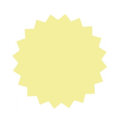 Pasta de Açúcar Loveesensation Amarelo Limão