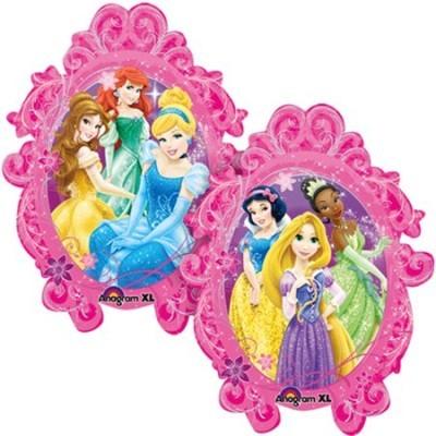 Balão s/shape Princesas