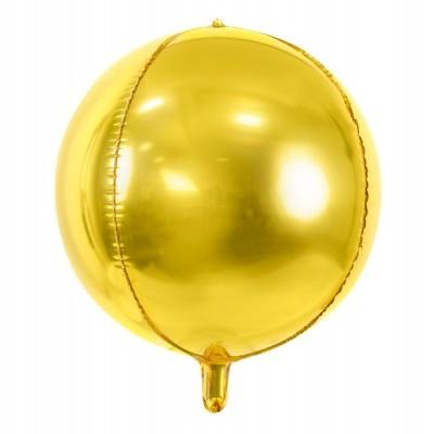 Balão Foil Bola Ouro