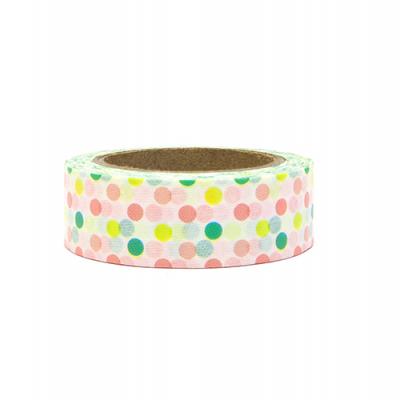 Washi tape bolas