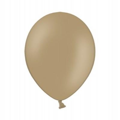 """Balão latex 12""""  Cappuccino"""