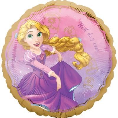 Balão princesas Rapunzel