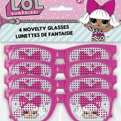 4 Oculos LOL Surprise