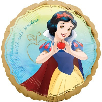 Balão Princesas Branca de Neve