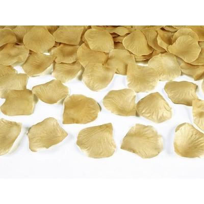 Pétalas douradas